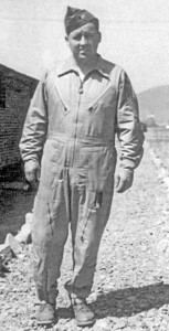 Major Stanley Long, Commanding Officer, 67th FBS, June 1952.